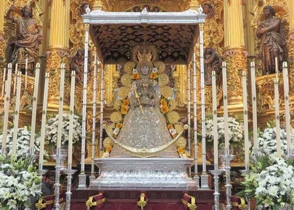 History of the Virgin of the Rocio